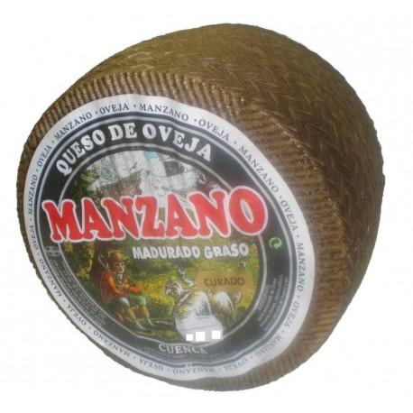 Queso Oveja Curado Manzano