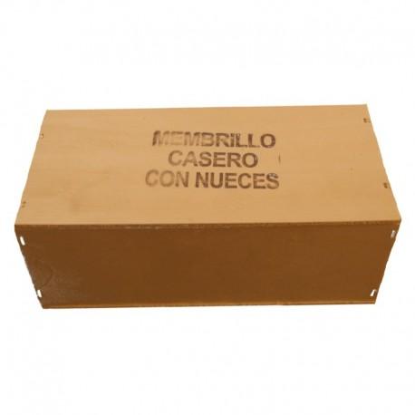 Carne de Membrillo Casera con Nueces. Calidad Extra.